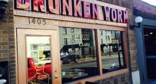 The Drunken Worm is now open on 39th Street West