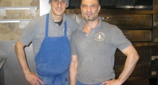 Four Seasons Pizza & Pasta: Real Italians making real pizza