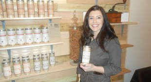 Andrea Joseph had a dream for a local spice shop  –  and followed it