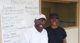 Ubuntu Cafe  –  carryout soul food  –  now open on Troost