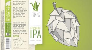 Crane Brewing Company lands in Kansas next week
