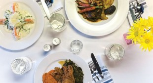 Magnolia's reconstructs itself — and regional cuisine — out south