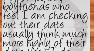 Random Thoughts from a Server 63: Jealous Boyfriends | Restaurant Laughs